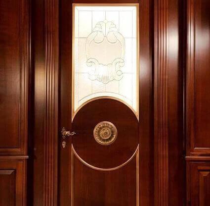 Класически стил Интериорна врата