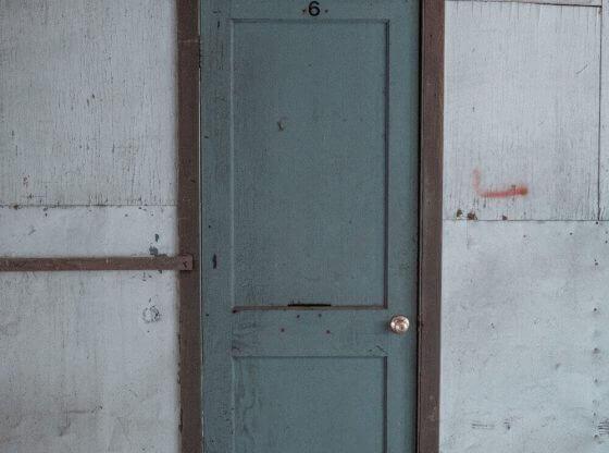 Стара входна врата
