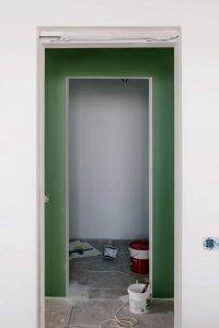 Строителен отвор за врата